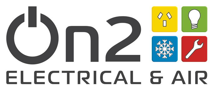 On2 Electrical and Air logo