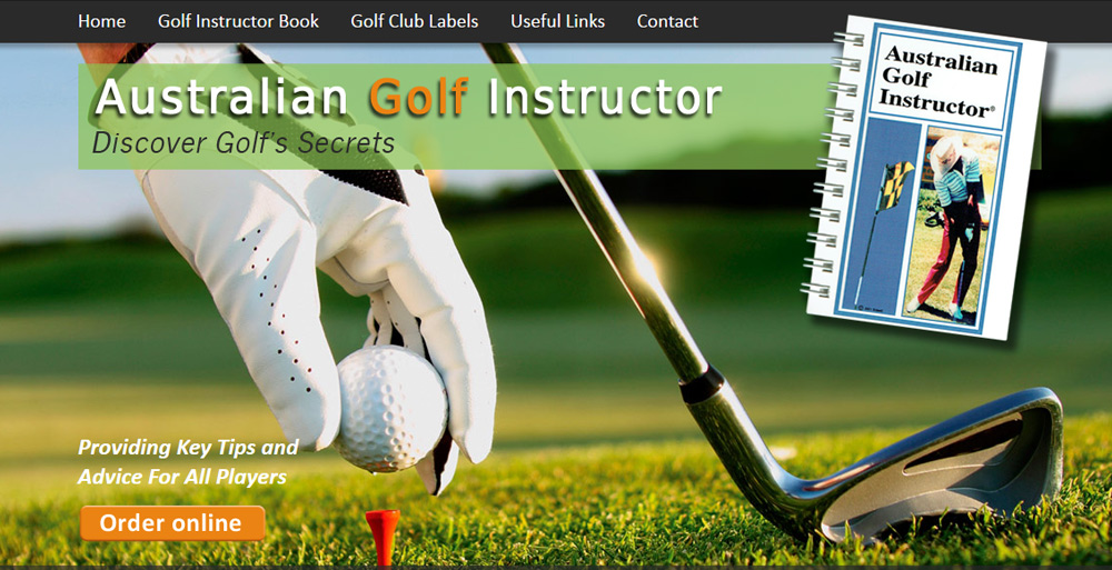 australian-golf-instructor-website