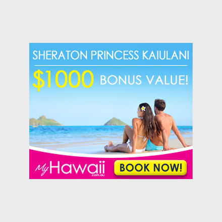 Hawaii Travel ad