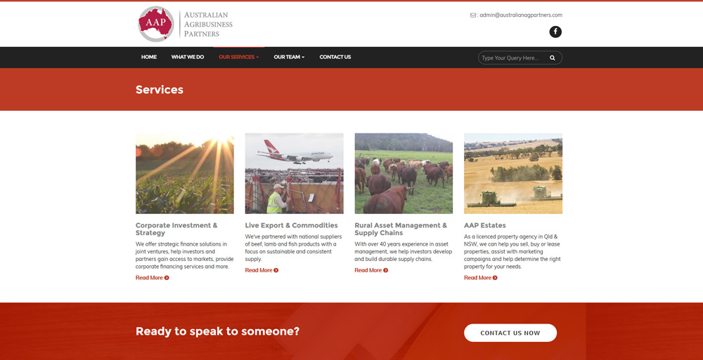 AAP website sample