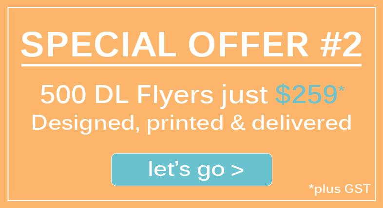 DL Flyer offer